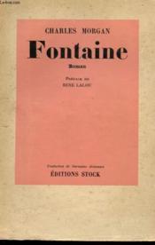 Fontaine - Couverture - Format classique