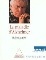 Maladie D'Alzheimer (N-E) - Intérieur - Format classique