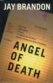 Angel Of Death - Couverture - Format classique