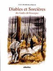 Diables et sorcières des Landes de Gascogne - Couverture - Format classique