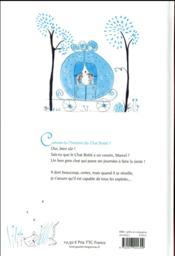 La véritable histoire du chat Botté et du chat Marcel - 4ème de couverture - Format classique