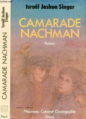 Camarade Nachman - Couverture - Format classique
