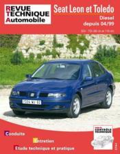 Rta 640.1 Seat Toledo/Leon Diesel - Couverture - Format classique