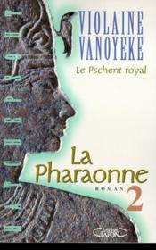 Pharaonne - tome 2 le pschent royal - Couverture - Format classique