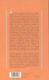 Eroica - 4ème de couverture - Format classique