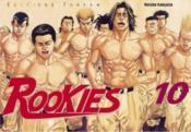Rookies t.10 - Couverture - Format classique