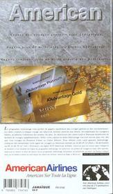 Jamaique, le petit fute (edition 1) - 4ème de couverture - Format classique