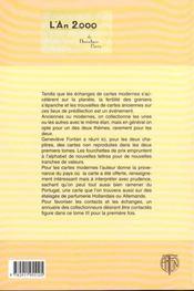 Cote Generale Des Cartes Parfumees T.3 - 4ème de couverture - Format classique