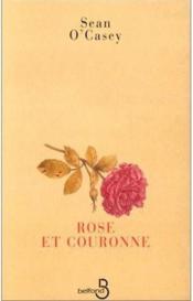 Rose et couronne - Couverture - Format classique