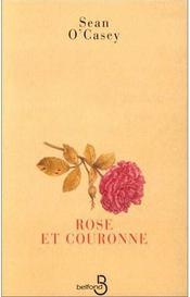 Rose et couronne - Intérieur - Format classique