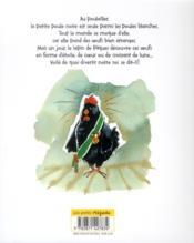 La petite poule noire - 4ème de couverture - Format classique