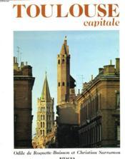 Toulouse, Capitale - Couverture - Format classique