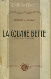 La Cousine Bette - Couverture - Format classique