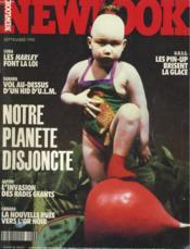 Newlook N° 86 - Notre Planete Disjoncte - Les Pin-Up Brisent La Glace - Cuba: Les Harley Font La Loi - Canada: La Nouvelle Ruee Vers L'Or Noir... - Couverture - Format classique