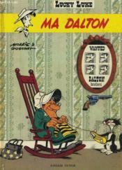 Lucky Luke - Ma Dalton - Couverture - Format classique
