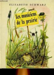 Les Musiciens De La Prairie - Couverture - Format classique