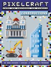 PIXEL CRAFT ; construction - Couverture - Format classique