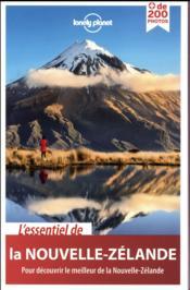 La Nouvelle-Zélande (4e édition) - Couverture - Format classique