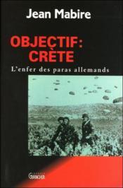 Objectif crete - Couverture - Format classique
