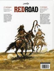 Red road ; intégrale - 4ème de couverture - Format classique