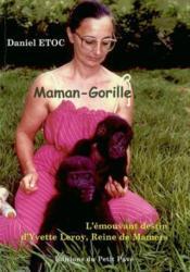 Maman-gorille - Couverture - Format classique