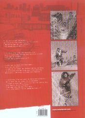 Angeline t.3 - 4ème de couverture - Format classique