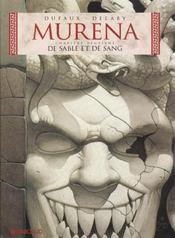Murena t.2 ; de sable et de sang - Intérieur - Format classique