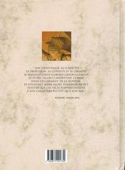 Murena t.2 ; de sable et de sang - 4ème de couverture - Format classique