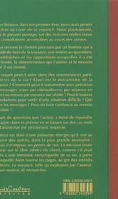 Revelations D'Un Voyant - 4ème de couverture - Format classique