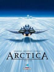 Arctica t.4 ; révélations - Couverture - Format classique