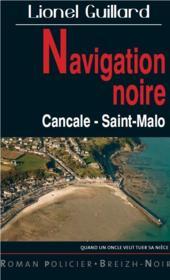 Navigation noire - Couverture - Format classique