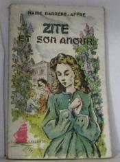 Zite et son amour - Couverture - Format classique
