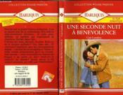 Une Seconde Nuit A Benevolence - Loving Season - Couverture - Format classique