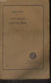 Novelas Ejemplares, Tomo Ii - Couverture - Format classique