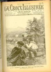 LA CROIX ILLUSTREE N° 11 - Deuxième année - Les Boërs défendent leur patrie et leur liberté contre l'envahisseur anglais (dessin de Tempestini, gravure de Navellier-Marie). - Couverture - Format classique