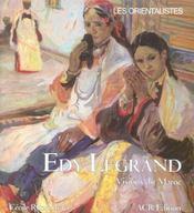 Edy Legrand ; visions du Maroc - Intérieur - Format classique