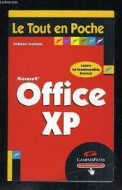Office Xp - Couverture - Format classique