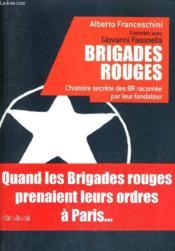 Brigades rouges - Couverture - Format classique