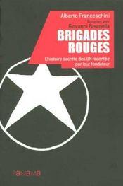 Brigades rouges - Intérieur - Format classique