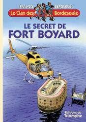Le secret de Fort Boyard - Couverture - Format classique