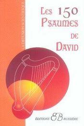 Les 150 psaumes de david - Intérieur - Format classique