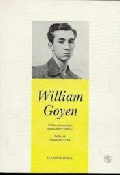 William Goyen - Couverture - Format classique