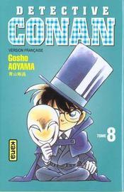 Detective Conan T8 - Intérieur - Format classique