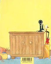 Bébé canard et les méchantes lunettes - 4ème de couverture - Format classique
