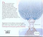 Exercices D'Eveil Pour Petits Chatons - 4ème de couverture - Format classique
