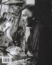 Chagall - 4ème de couverture - Format classique