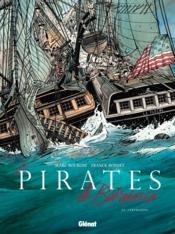 Les pirates de Barataria T.2 ; Carthagène - Couverture - Format classique