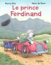 Prince Ferdinand - Couverture - Format classique