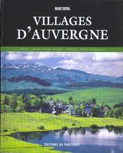 Villages D'Auvergne - Intérieur - Format classique