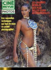 Cine Revue - Photo - 60e Annee - N° 7 - Les Chamres Devoiles De Splus Belles Stars Internationales! - Couverture - Format classique
